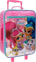 Nickelodeon Trolley Shimmer And Shine 28 Liter Meisjes Roze