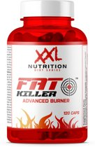 XXL Nutrition Fat Killer - Fatburner / afvallen - 90 caps