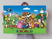 REINDERS Super Mario - Poster - 91,5x61cm