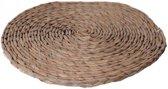 Gevlochten mat luxe servies tafel ronde mat placemet 38cm