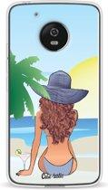 Casetastic Softcover Motorola Moto G5 - BFF Sunset Brunette