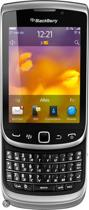 BlackBerry Torch 9810 - Zilver