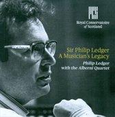 Sir Philip Ledger - A Musicians L