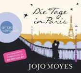 Boekomslag van 'Die Tage in Paris'