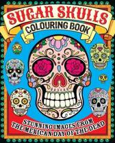 Sugar Skulls Colouring Book