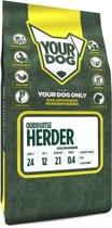 Yourdog oudduitse herder hondenvoer volwassen 3 kg