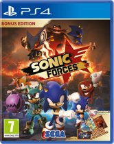 Sonic Forces - Bonus Edition - PS4