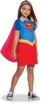 Klassiek Supergirl kostuum voor meisjes