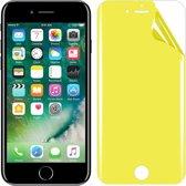 Let op type!! Voor iPhone 7 plus/8 plus Soft TPU volledige dekking front Screen Protector