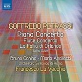 Flute Concerto, Piano Concerto, La Follia D'Orland