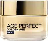 L'Oreal Paris Age Perfect Golden Age Anti Rimpel - 50 ml - Nachtcrème