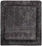 Marc O'Polo Melange Handdoek - Night/oatmeal 70x140