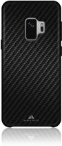 Black Rock Zwart Flex Carbon Case Samsung Galaxy S9