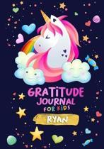 Gratitude Journal for Kids Ryan