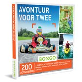 Bongo Bon Nederland - Avontuur voor Twee Cadeaubon - Cadeaukaart cadeau voor koppels | 200 avontuurlijke activiteiten: klimmen, surfen, paintballen en meer