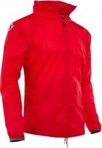 Acerbis Sports ELETTRA RAIN JACKET - regenjas/windbreaker -  RED 4XS