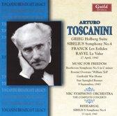 Toscanini - Grieg - Sibelius - Fran