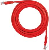 Sweex UTP Cable Cat5E 10M Red