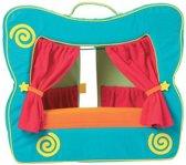 Vingerpoppen theater 38 x 35 cm