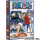 ONE PIECE DAVY BLACK FIGHT - Vol 1 (3DVD) : DVD