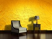 Yellow Photomural, wallcovering