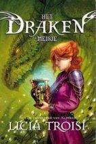 Het drakenmeisje 3 - De zandloper van Aldibah
