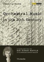 Simon Rattle Leaving Home Orchestr
