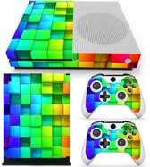 Cubes - Xbox One S skin
