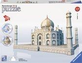 Ravensburger Taj Mahal- 3D puzzel gebouw - 216 stukjes