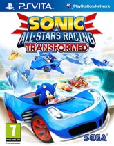 Sonic All-Star Racing: Transformed /Vita