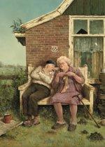 Puzzel Ware Liefde - Marius van Dokkum (1000)