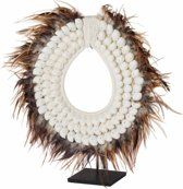 Riverdale Ornament Nomad bruin 48cm