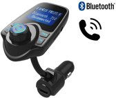 BTH | Premium Bluetooth Carkit 5 in 1 LED Handsfree bellen in de auto