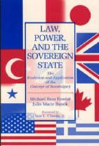 Law, Power, and the Sovereign State