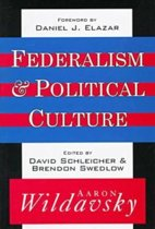Federalism and Political Culture