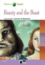 Graded Readers - Green Apple Starter: Beauty and the Beast book + audio-cd