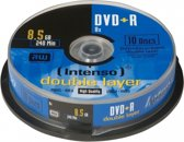 Intenso DVD+R 8.5GB, DL, 8x