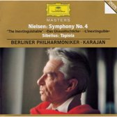 "Carl Nielsen: Symphony No. 4 ""The Inextinguishable; Jean Sibelius: Tapiola"