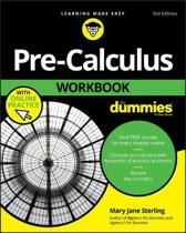 Pre-Calculus Workbook For Dummies