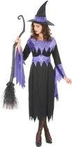 Heksen Halloween kostuum voor vrouwen - Volwassenen kostuums