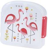 Lunchbox Flamingo   SugarBooger
