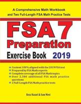 FSA 7 Math Preparation Exercise Book