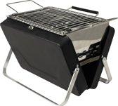 Gusta BBQ Mini Koffer zwart - Grillin'& Chillin'