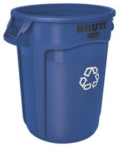 Rubbermaid Brute Container - Rond - 121.1 l