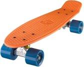 Penny Skateboard Ridge Retro Skateboard Orange/Blue