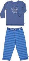 LIEF! Jongens pyjama 4509 blue 4509 blue