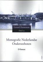 Monografie Nederlandse onderzeeboten - O-boten 1A