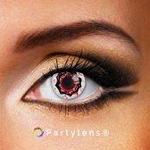 Partylenzen - Painterly Eyes - jaarlenzen inclusief lenzendoosje - kleurlenzen Partylens®