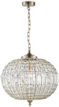 Home sweet home hanglamp Crystal 40 - kristal glas