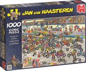Jan van Haasteren Motorrace 1000